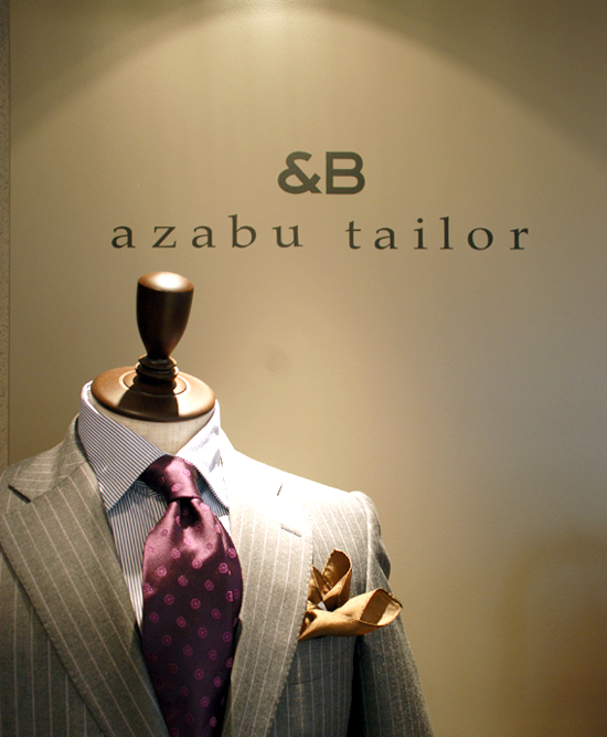 &B azabu tailor